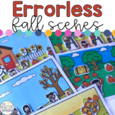 Errorless Fall Scenes for Special Education