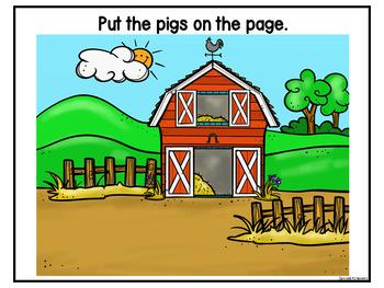 Errorless Farmer Activity BUNDLE