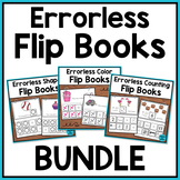 Errorless Learning Activities for Special Education and Autism BUNDLE