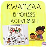 Errorless Kwanzaa Activity Set