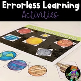 Errorless Learning Activities for Special Education