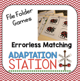 Errorless Matching File Folders