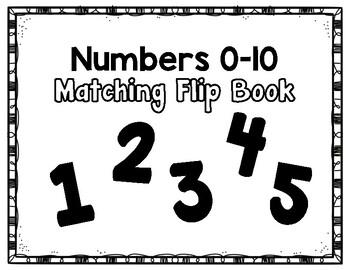 Errorless Matching Flip book (0-10)