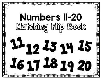 Errorless Matching Flip book (11-20)
