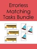 Errorless Matching Tasks Bundle