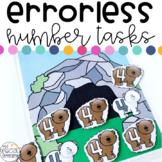 Errorless Number Tasks for Special Education
