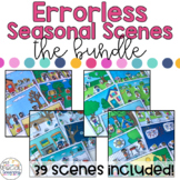 Errorless Seasonal Scenes for Special Education