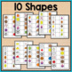 Errorless Shape Matching File Folder Activities for Special Education and Autism