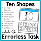Errorless Shapes Flip Books for Special Education and Autism