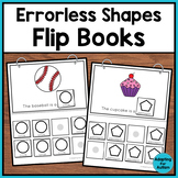 Errorless Learning Activities for Special Education and Autism - Shapes Matching