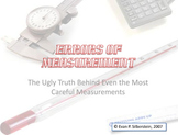 Errors of Measurement