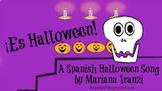 Es Halloween! Spanish Song & Lyrics