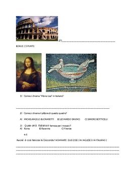 Esamino: L'Arte, La Letteratura e L'Archeologia