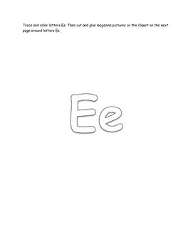 Escapades of E