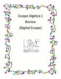 Escape Algebra 1 (Digital Escape)