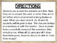 Escape Bill of Rights Review Task Card Game Activity