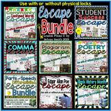 Escape Bundle for English Language Arts