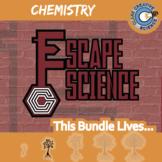 Escape Chemistry Bundle -- 3+ Escape the Room Science Games