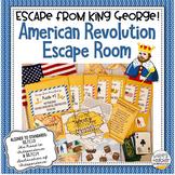 Escape From King George! American Revolution Escape Room