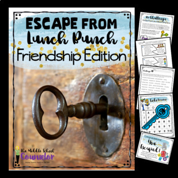 Escape From Lunch Bunch (Friendship Edition) Escape Room