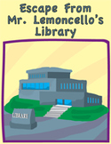 Escape From Mr. Lemoncello's Library Reading Center