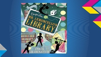 Escape From Mr. Lemoncello's Library Slides/PowerPoint