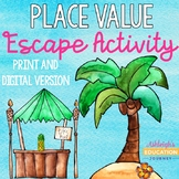Escape From Number Island - A Place Value Breakout Project