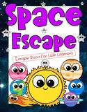 Escape From Space: Kindergarten Escape Room