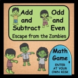1st and 2nd Grade- Addition and Subtraction, Odd and Even