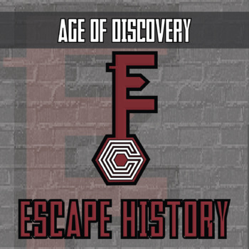Escape History - Age of Discovery - Escape the Room Style Activity