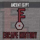 Escape History - Ancient Egypt - Escape the Room Style Activity