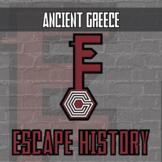 Escape History - Ancient Greece - Escape Room - Distance L