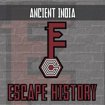 Escape History - Ancient India - Escape the Room Style Activity