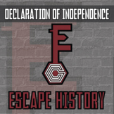 Escape History - Declaration of Independence - Distance Le