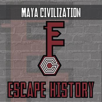 Escape History - Maya Civilization - Escape the Room Style Activity