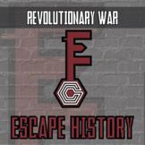 Escape History - Revolutionary War - Escape Room - Distanc