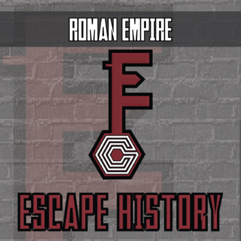 Escape History - Roman Empire - Escape the Room Style Activity