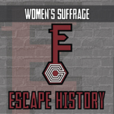 Escape History - Women's Suffrage - Escape Room - Distance