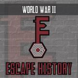 Escape History - World War II - Escape Room - Distance Lea