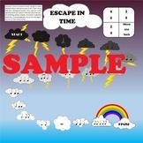 Escape In Time - Music Board Game