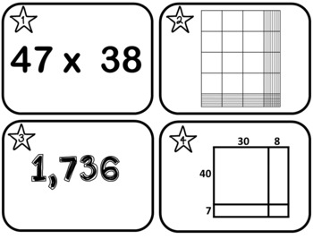 Escape Lock Box Series:Lost Hikers Game: 4th Grade Multiplication (TEKS)