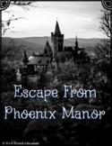 Escape Phoenix Castle - Escape the Evil Skelladrene (inspi