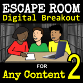 Escape Room - Digital Breakout for ANY CONTENT 2