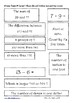 Escape Room Activity - 2nd Grade - Math Review