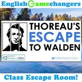 Escape Room: Emerson, Thoreau and American Romanticism (Breakout EDU)