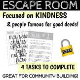 Escape Room v1 | Any Content Area | Social Skills - Critic
