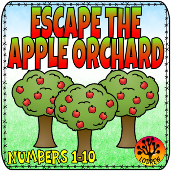 Escape Room Apple Centers Autumn Activities Fall Centers Farm Math Literacy