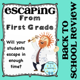 Escape Room: Back To School Review