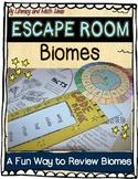 Escape Room:  Biomes