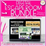 Escape Room Bundle, Digital, Breakouts